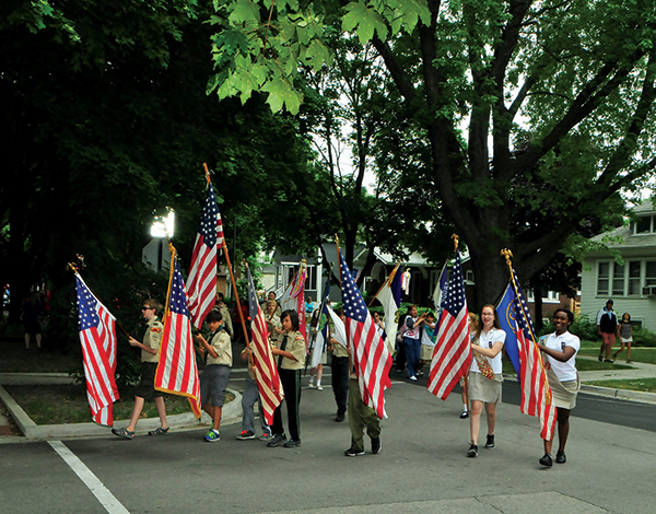 annual-forth-of-july-parades-forest-glen