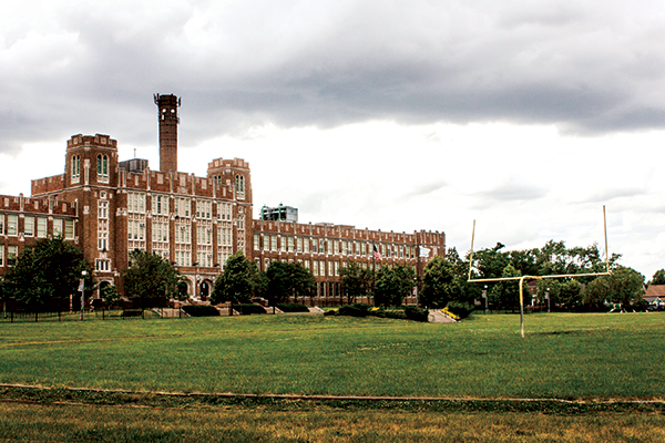 Steinmetz High School Chicago's Northside