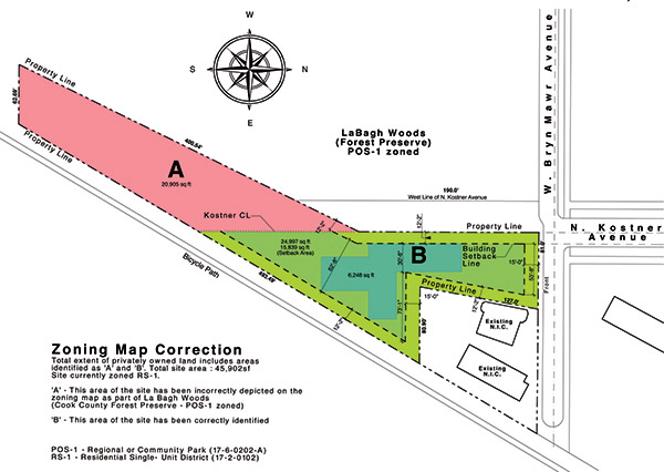 Group asks for zoning delay on site often mistaken as forest ...