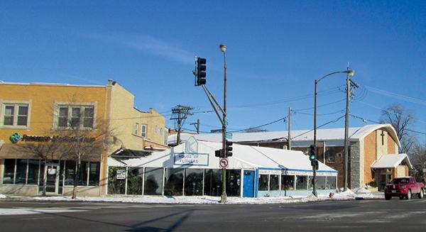 K House of Flowers on Milwaukee ave seeks demolition permit