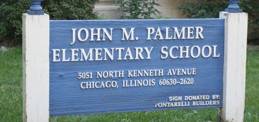 John Palmer School to get upgrades