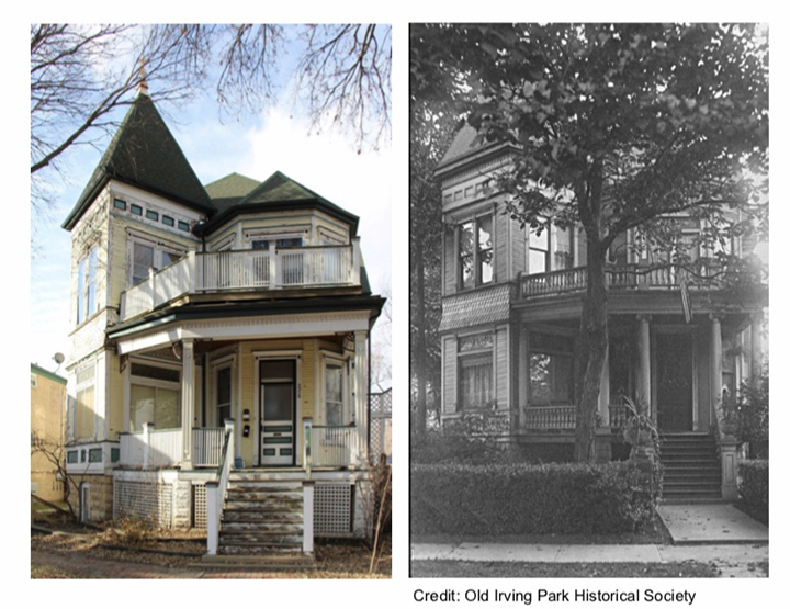 Landmark Status Could Be Coming To Old Irving Park House